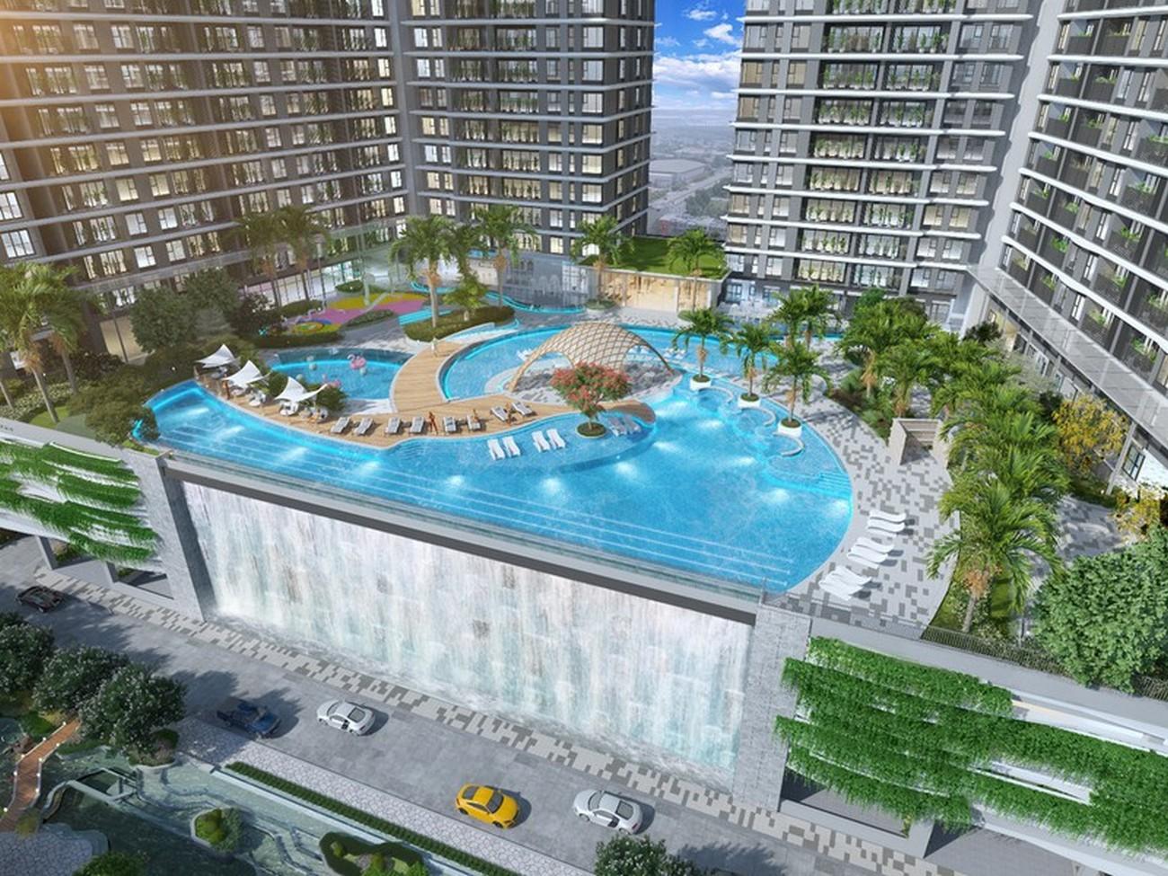 Tiện ích dự án căn hộ chung cư Midori Park The Glory Thủ Dầu Một  chủ đầu tư Becamex Tokyu
