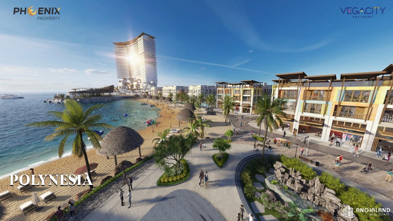 Tiện ích dự án Vega City Nha Trang chủ đầu tư KDI Holdings