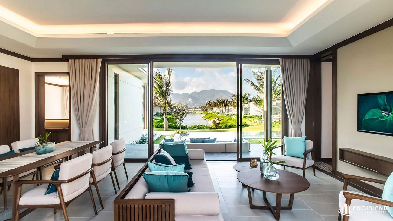 Nhà mẫu dự án biệt thự nghỉ dưỡng chung cư Maia Resort Quy Nhơn huyen phu cat Đường Quốc Lộ 1D chủ đầu tư VinaCapital
