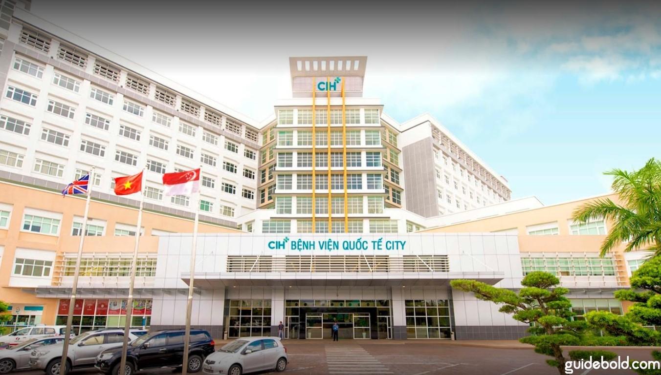 Bệnh viện quốc tế City CIH Quận Bình Tân