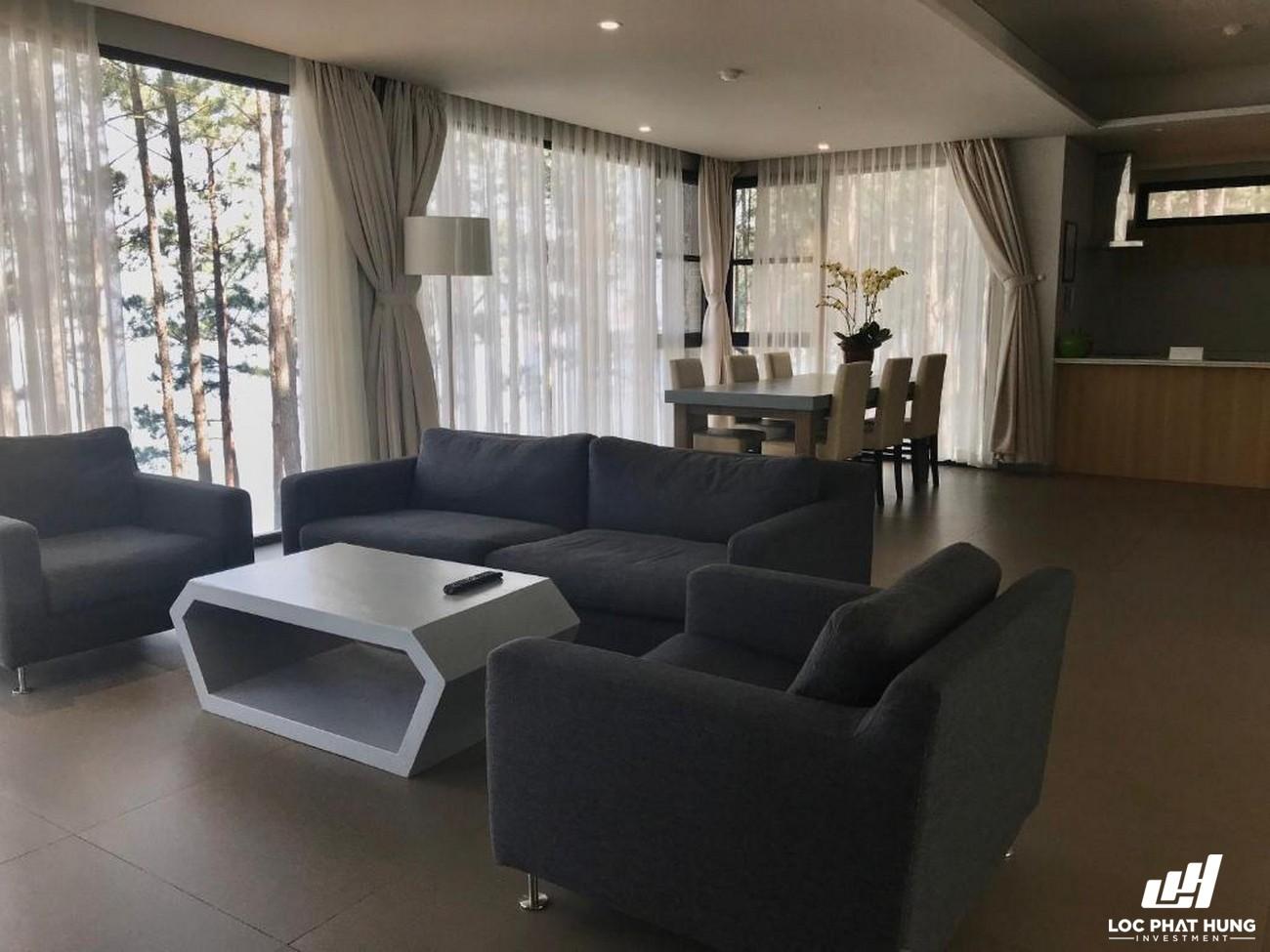 Hạng phòng biệt thự 3PN Resort Terracotta Hotel & Resort Dalat Phường 3 Đường 19 Hoa Hồng