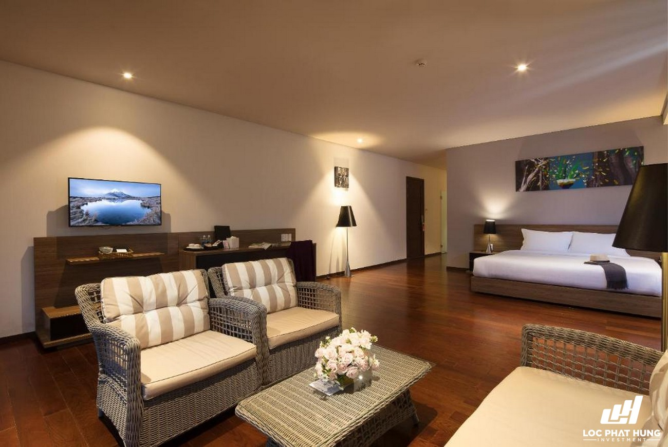 Hạng phòng biệt thự 5PN Resort Terracotta Hotel & Resort Dalat Phường 3 Đường 19 Hoa Hồng