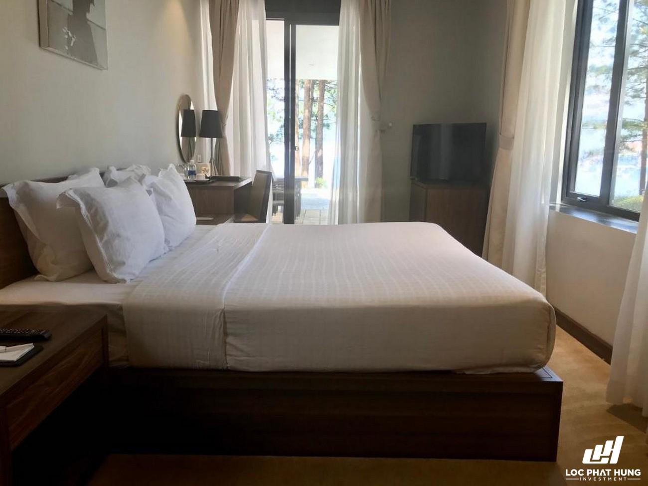 Hạng phòng classic king Resort Terracotta Hotel & Resort Dalat Phường 3 Đường 19 Hoa Hồng