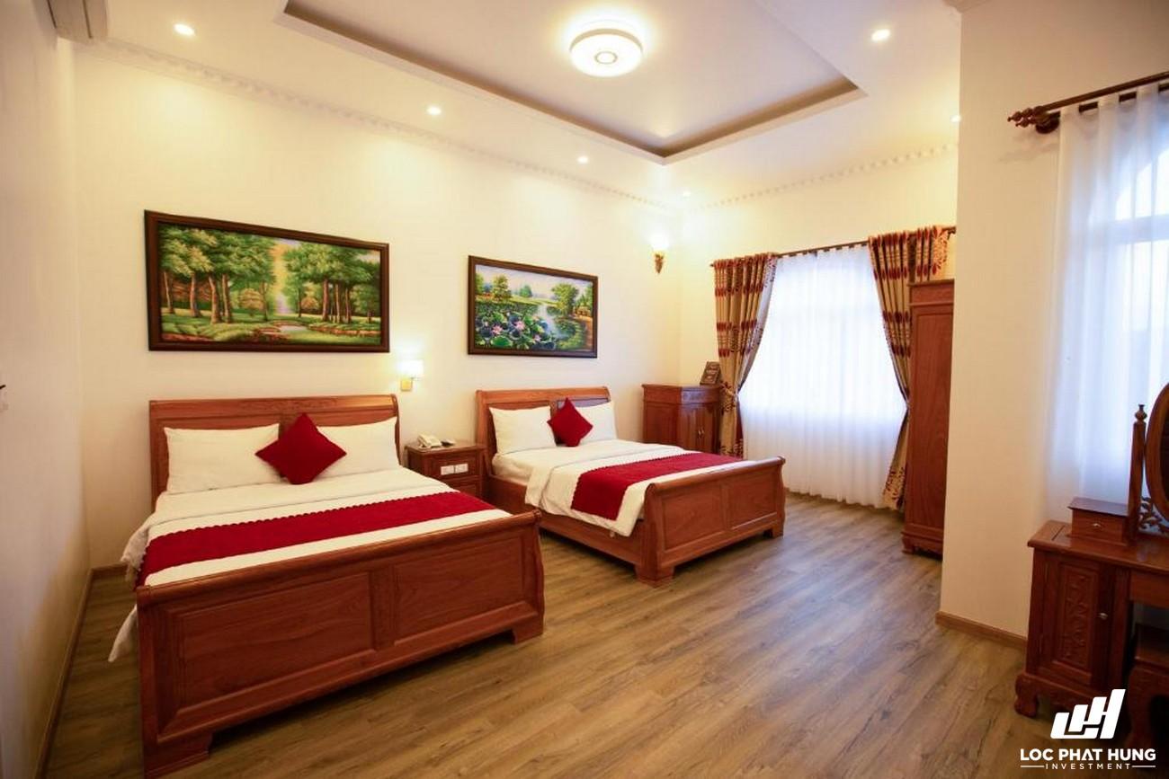 Hạng phòng deluxe hotel Dragon King 1 Hotel Phường 2 Đường 67 Bùi Thị Xuân
