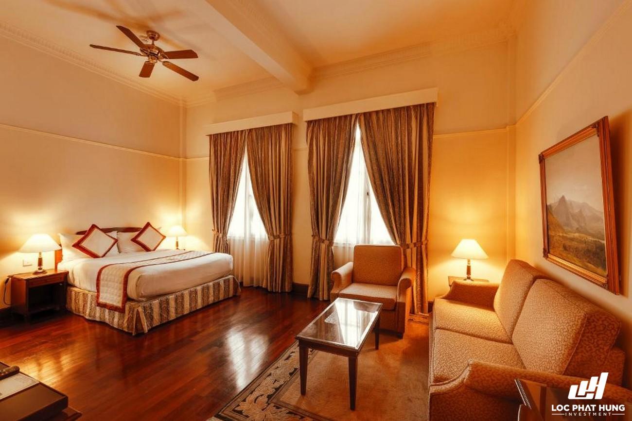 Hạng phòng deluxe hotel Dragon King 1 Hotel Phường 3 Đường 15 Trần Phú