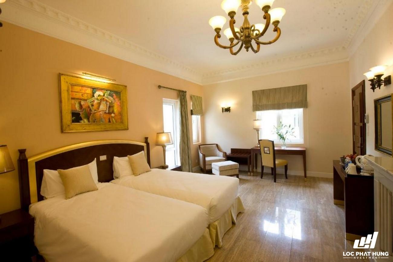Hạng phòng deluxe Resort Dalat Edensee Lake Resort & Spa Phường 4 Đường hồ Tuyền Lâm