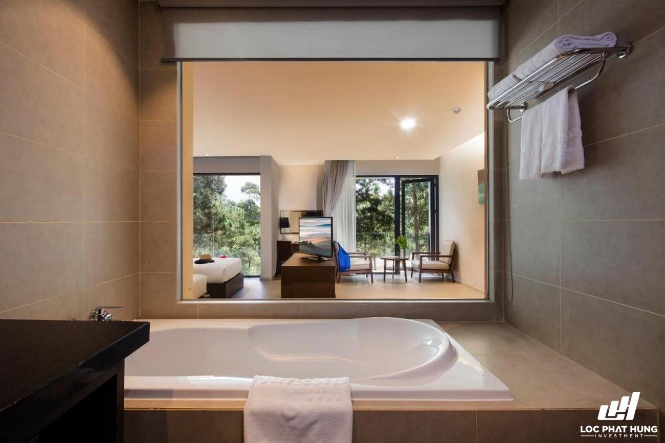 Hạng phòng deluxe Resort Terracotta Hotel & Resort Dalat Phường 3 Đường 19 Hoa Hồng