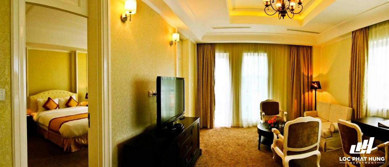 Hạng phòng executive suite La Sapinette Đà Lạt Phường 9 Đường 01 Phan Chu Trinh TP.Đà Lạt