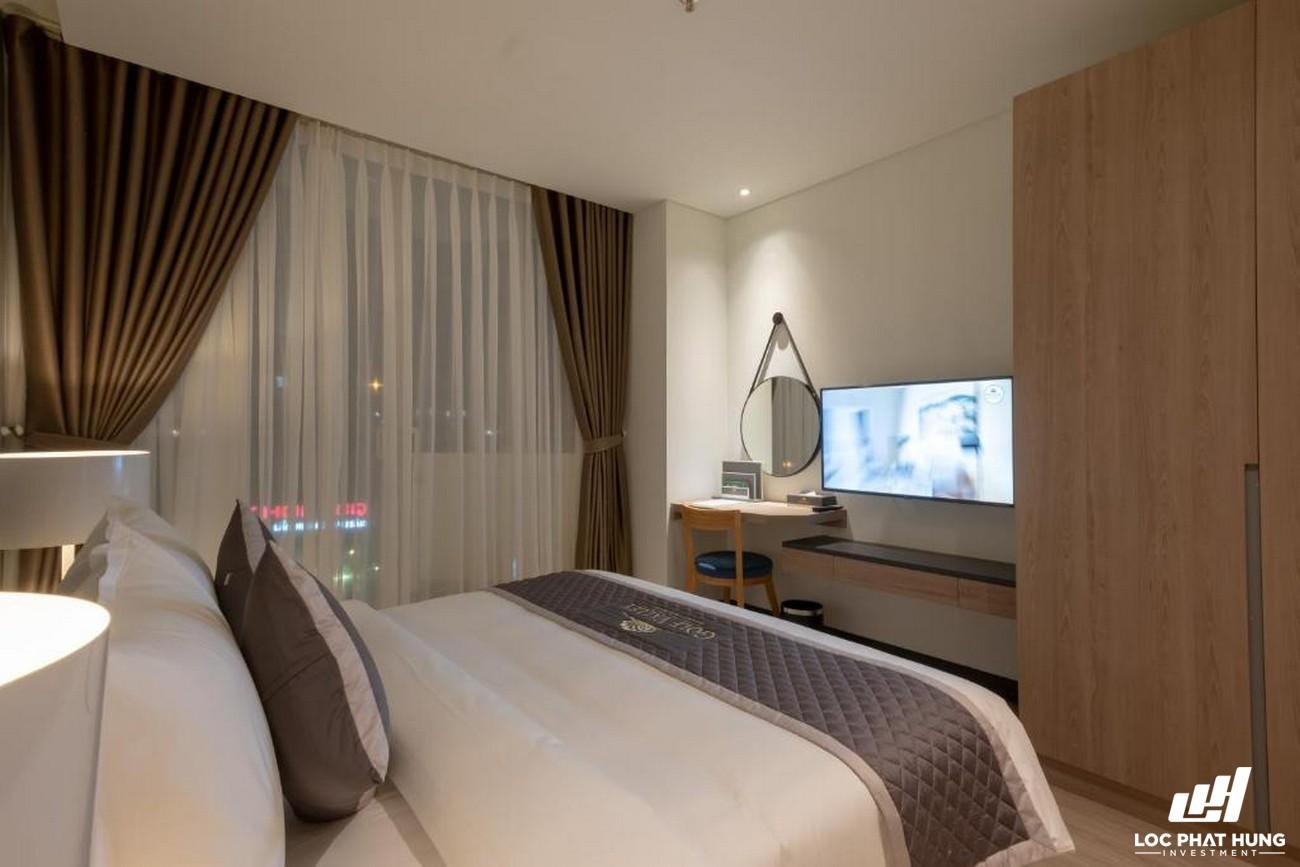 Hạng phòng Family Suite Hotel Golf Valley Phường 2 Đường 94 Bùi Thị Xuân