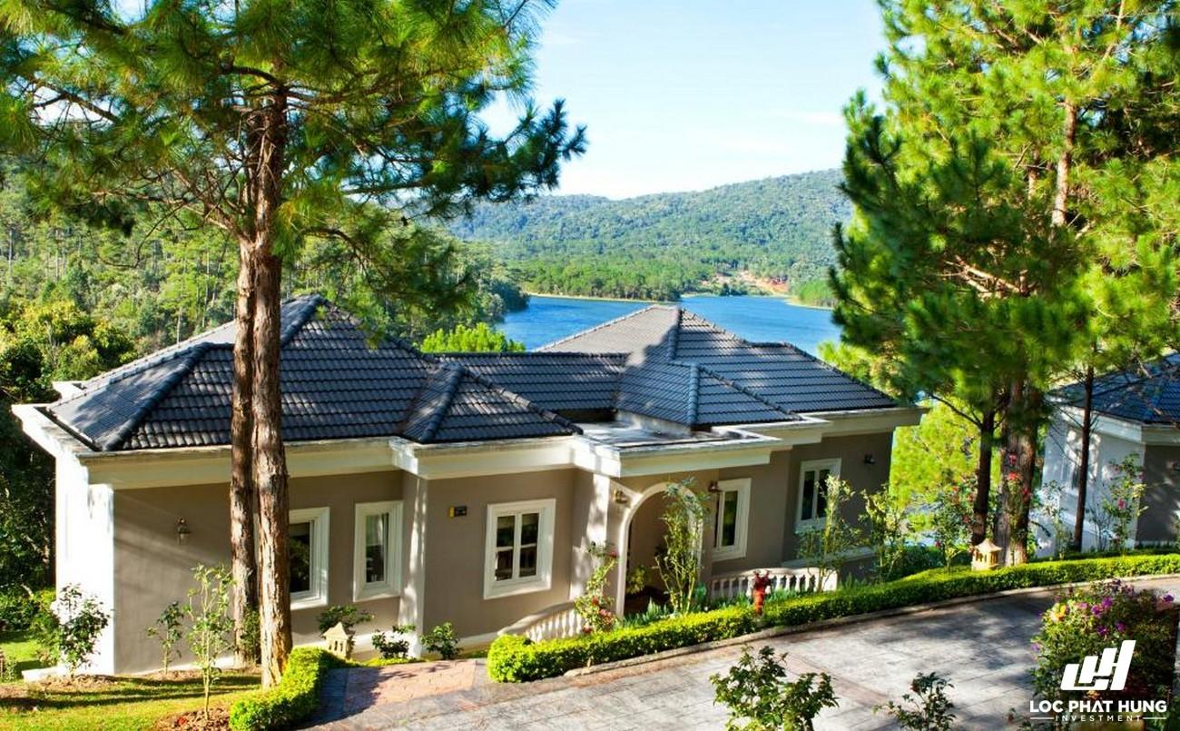 Hạng phòng Junior Resort Dalat Edensee Lake Resort & Spa Phường 4 Đường hồ Tuyền Lâm
