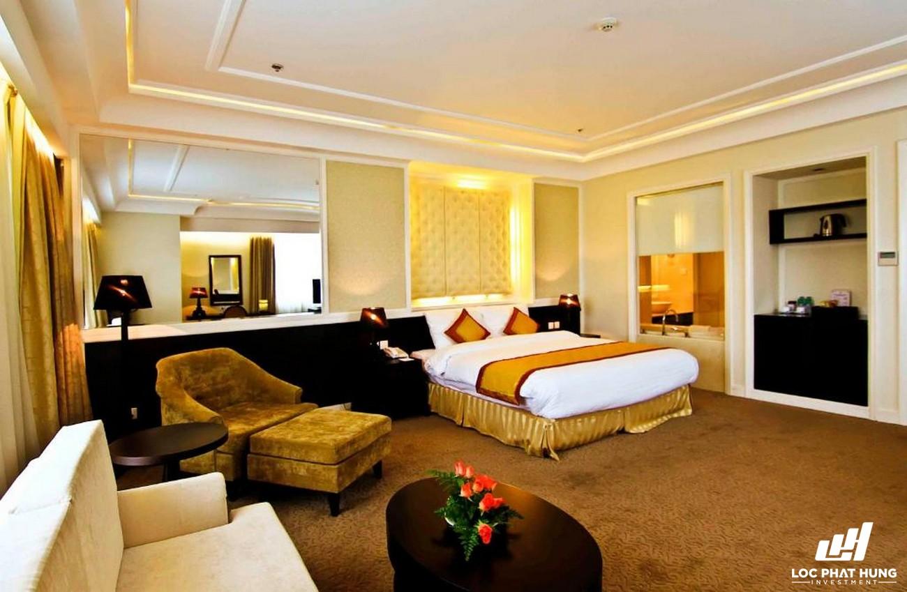 Hạng phòng junior suite La Sapinette Đà Lạt Phường 9 Đường 01 Phan Chu Trinh TP.Đà Lạt