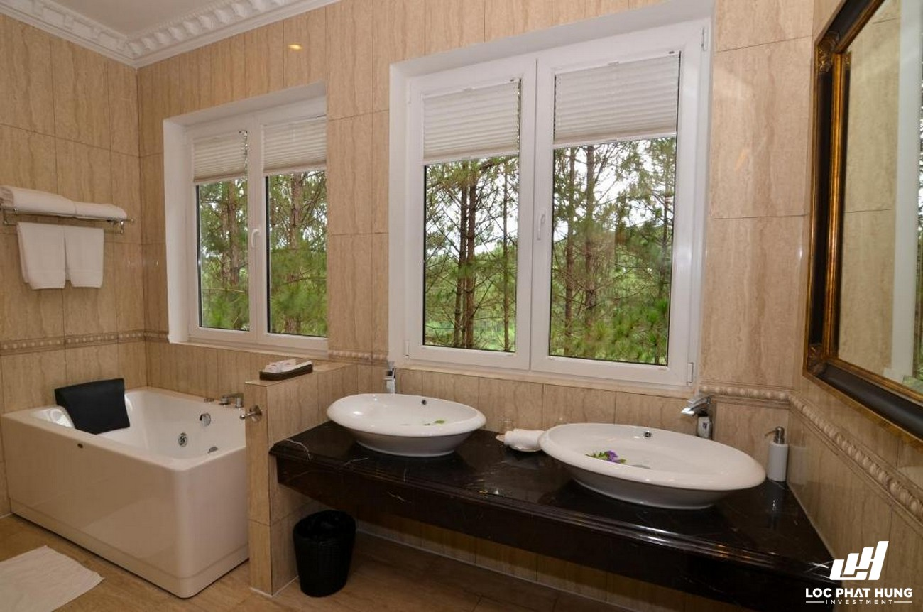 Hạng phòng luxury Resort Dalat Edensee Lake Resort & Spa Phường 4 Đường hồ Tuyền Lâm