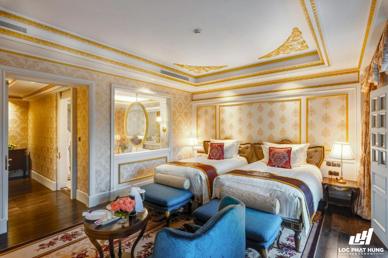 Hạng phòng luxury royal Hotel Dalat Palace Heritage Hotel Phường 3 Đường 02 Trần Phú TP.Đà Lạt