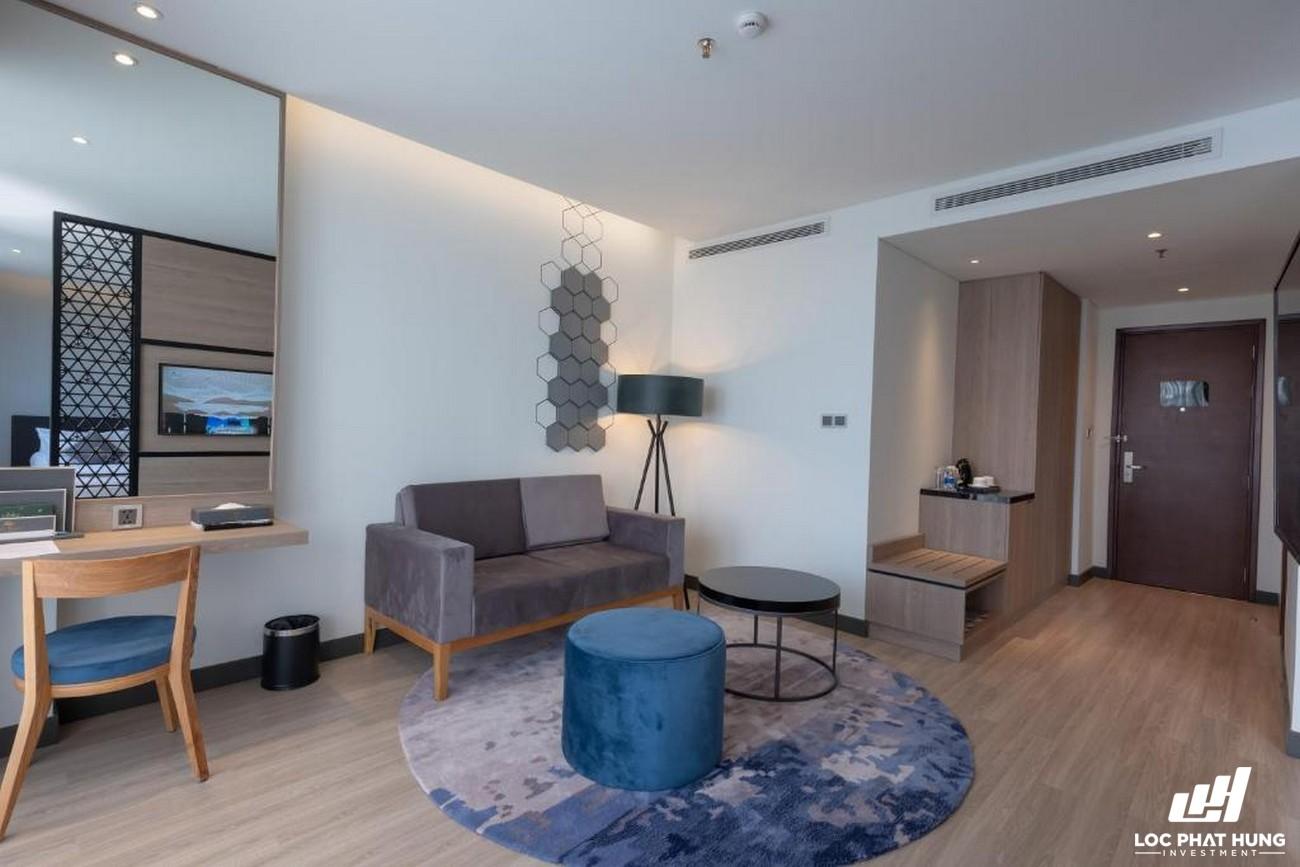 Hạng phòng Premier Deluxe Hotel Golf Valley Phường 2 Đường 94 Bùi Thị Xuân