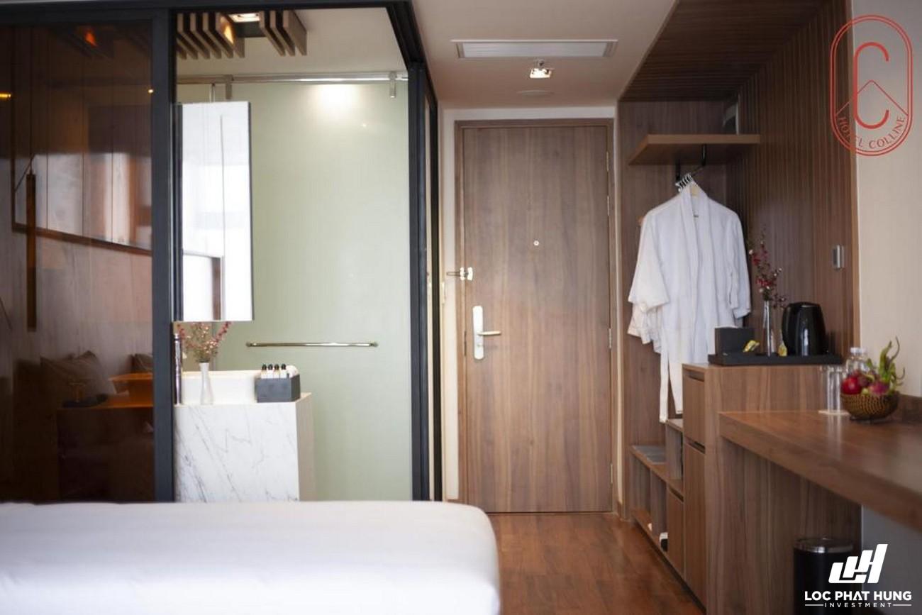 Hạng phòng premier Hotel Colline Đà Lạt Phường 2 Đường 10 Phan Bội Châu