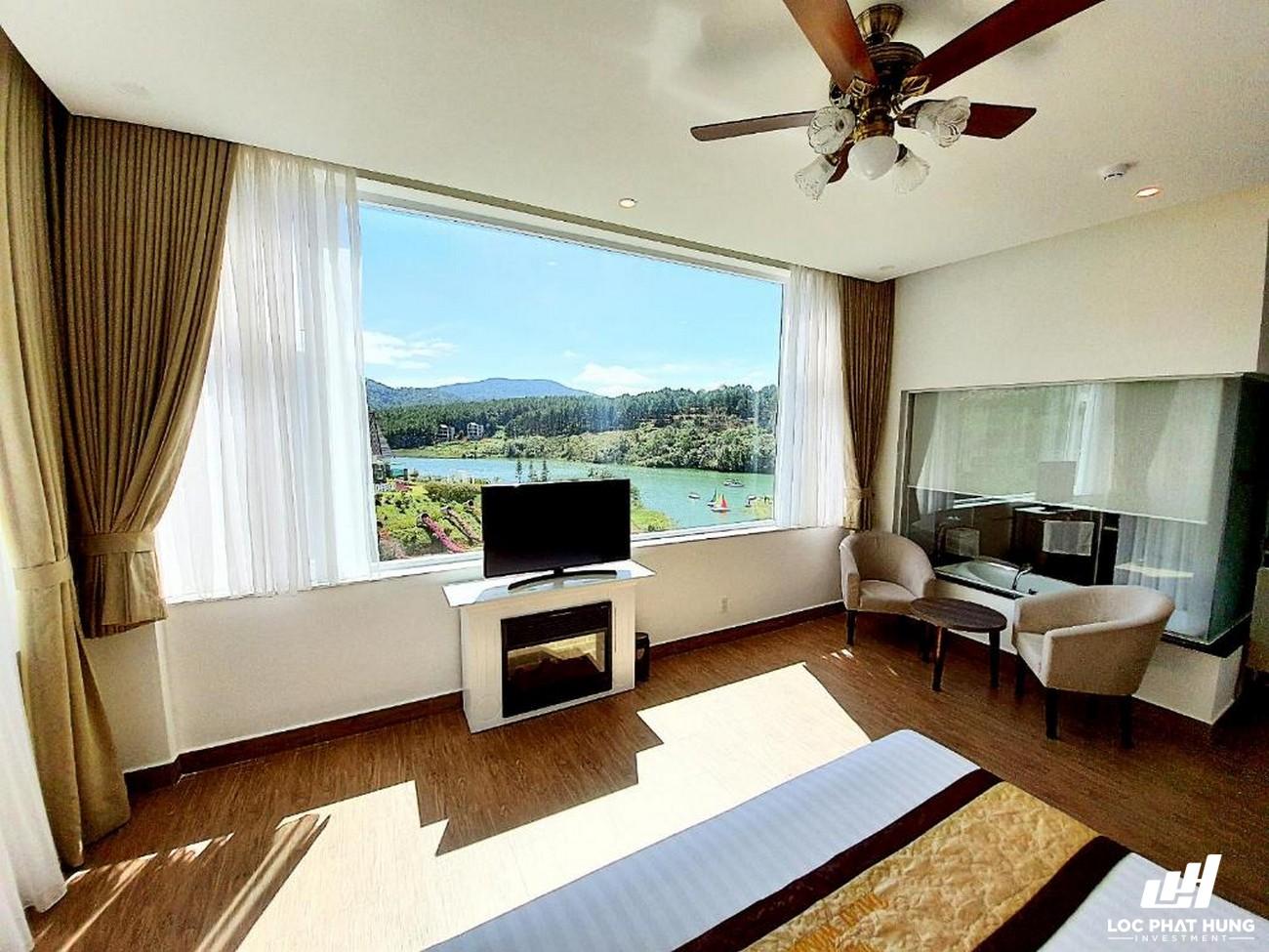 Hạng phòng Premier Resort Dalat Wonder Resort Phường 4 Đường 19 Hoa Hồng
