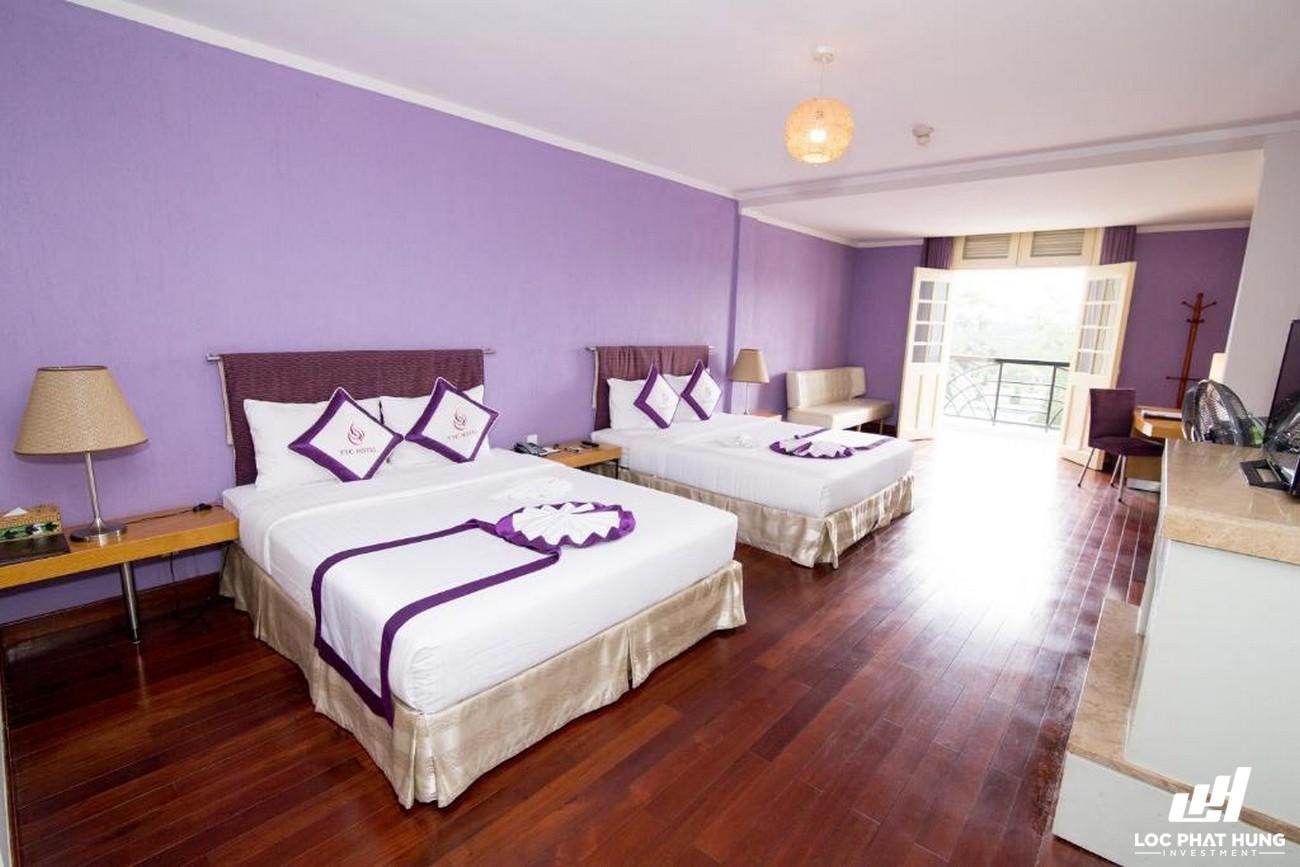 Hạng phòng premium suite TTC Ngọc Lan Đà Lạt Phường 1 Đường 42 Nguyễn Chí Thanh TP.Đà Lạt