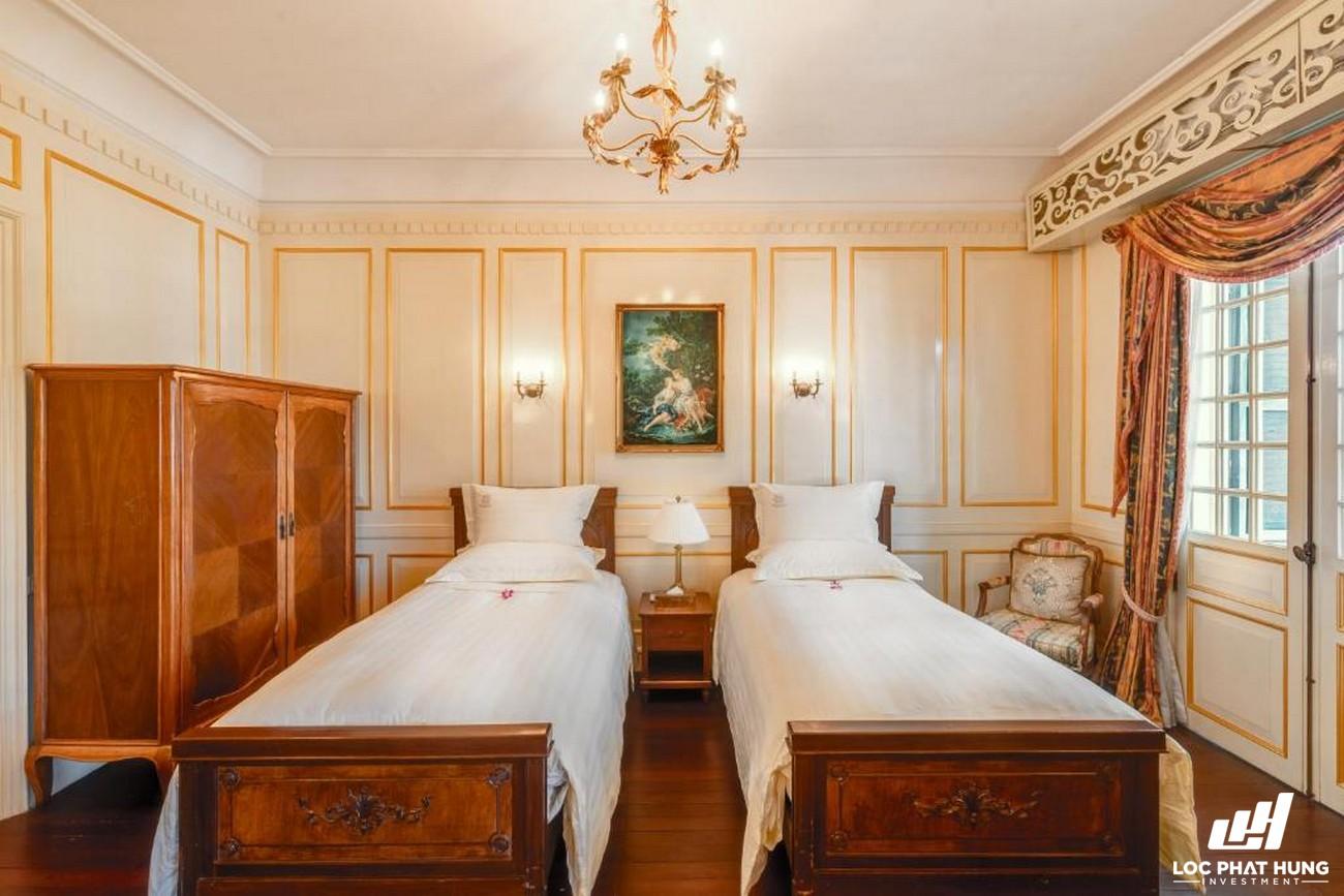 Hạng phòng presidnet Dalat Palace Heritage Hotel Phường 3 Đường 02 Trần Phú TP.Đà Lạt