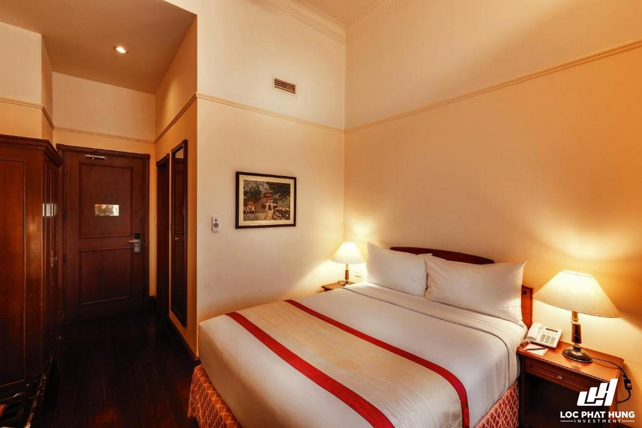 Hạng phòng standard hotel Dragon King 1 Hotel Phường 3 Đường 15 Trần Phú
