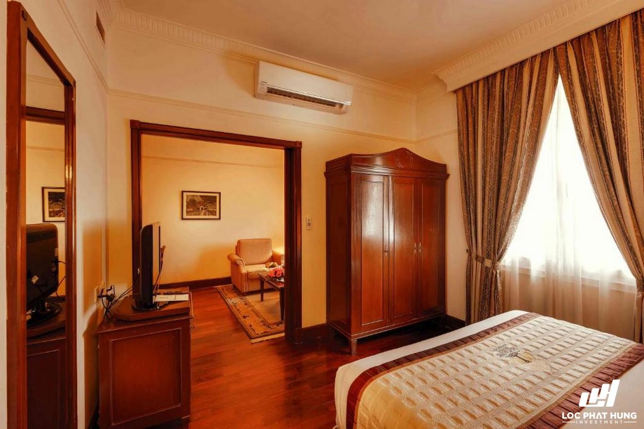Hạng phòng suite hotel Dragon King 1 Hotel Phường 3 Đường 15 Trần Phú