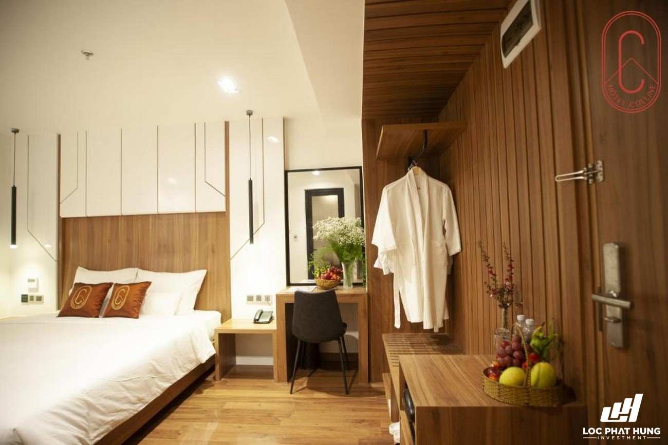 Hạng phòng superior Hotel Colline Đà Lạt Phường 2 Đường 10 Phan Bội Châu