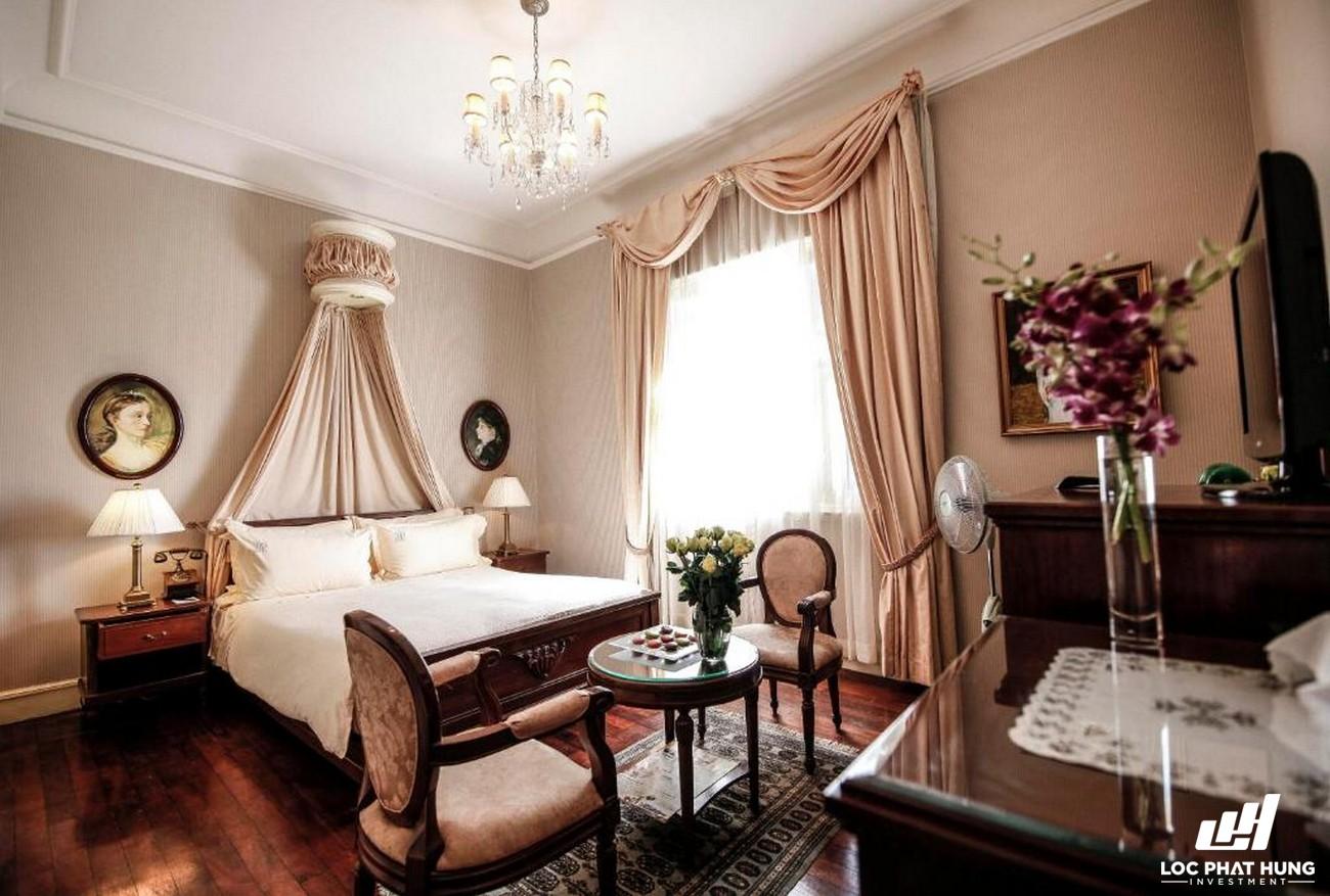 Hạng phòng siperior Hotel Dalat Palace Heritage Hotel Phường 3 Đường 02 Trần Phú TP.Đà Lạt