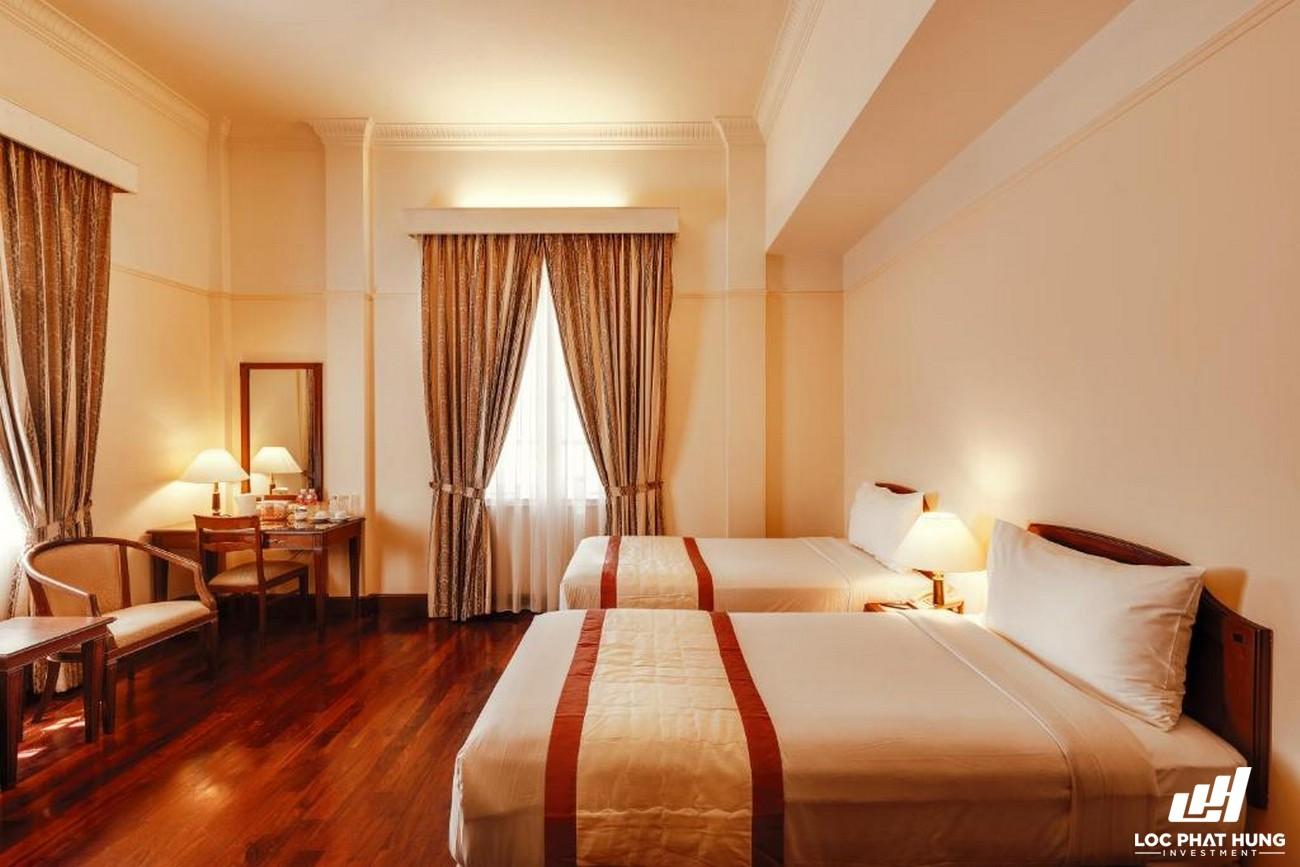 Hạng phòng superior hotel Dragon King 1 Hotel Phường 3 Đường 15 Trần Phú