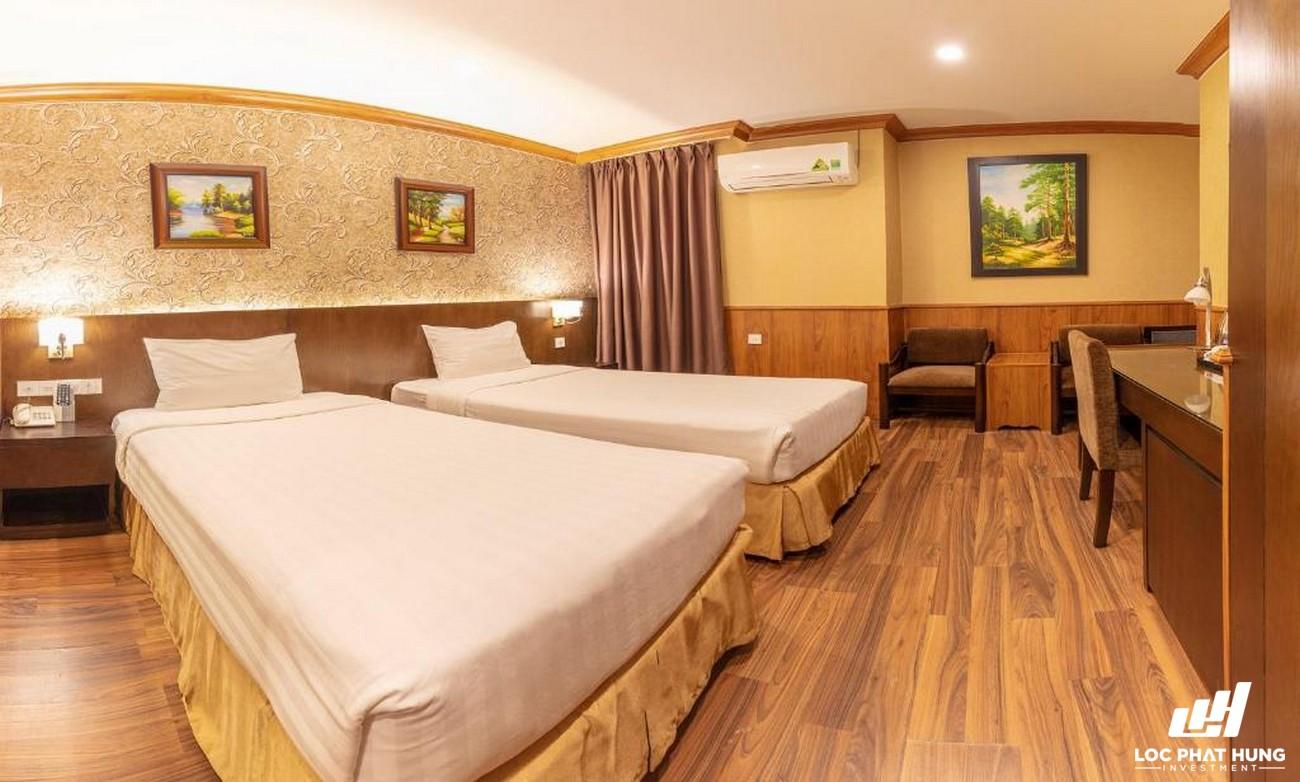 Hạng phòng superior Kings Hotel Đà Lạt Phường 2 Đường 10 Bùi Thị Xuân TP.Đà Lạt