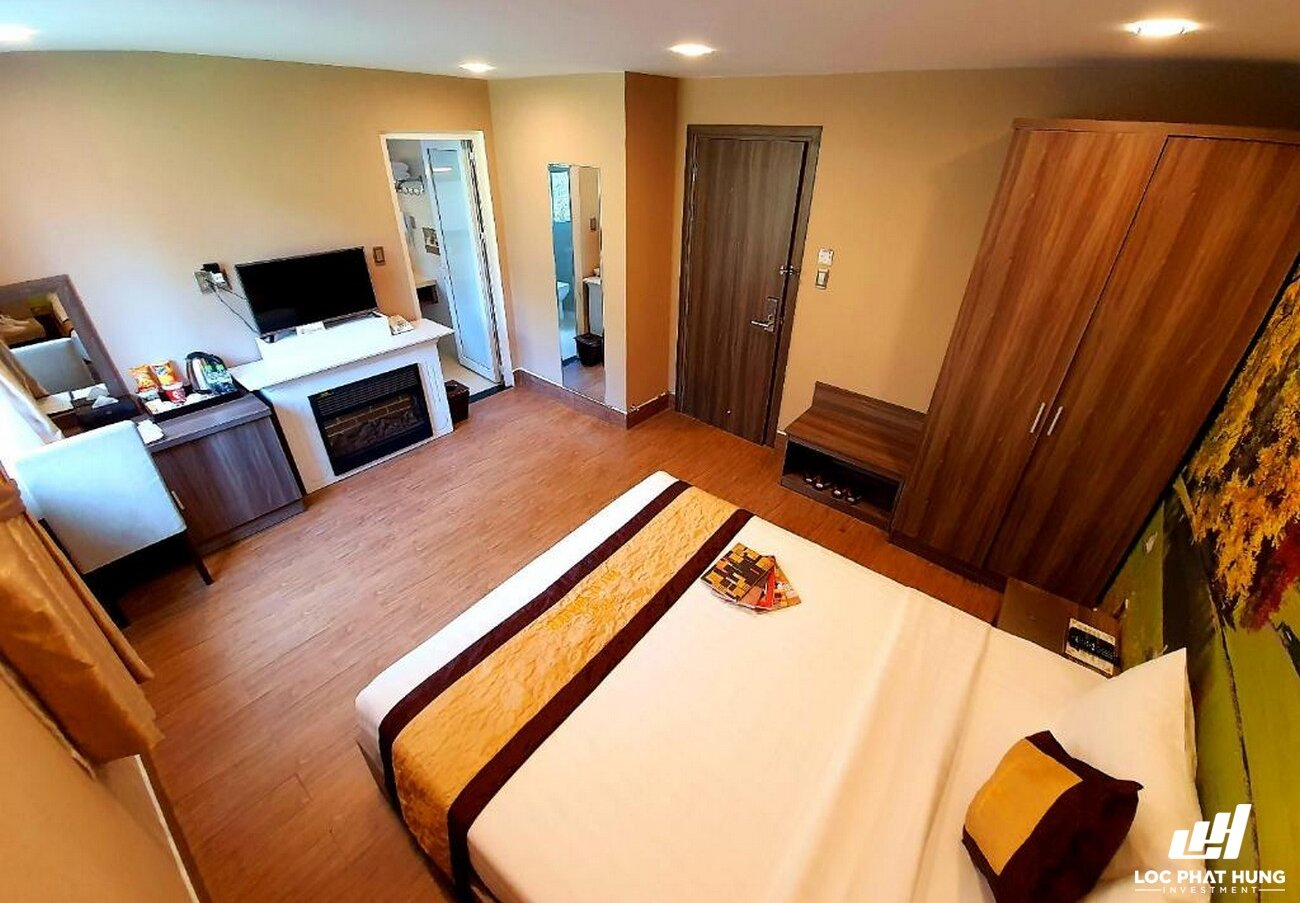 Hạng phòng Superior Resort Dalat Wonder Resort Phường 4 Đường 19 Hoa Hồng