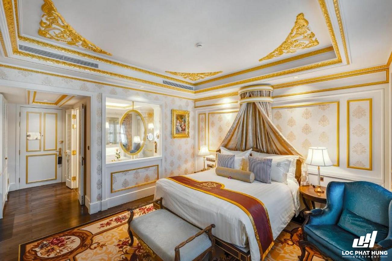 Hạng phòng superior royal Hotel Dalat Palace Heritage Hotel Phường 3 Đường 02 Trần Phú TP.Đà Lạt