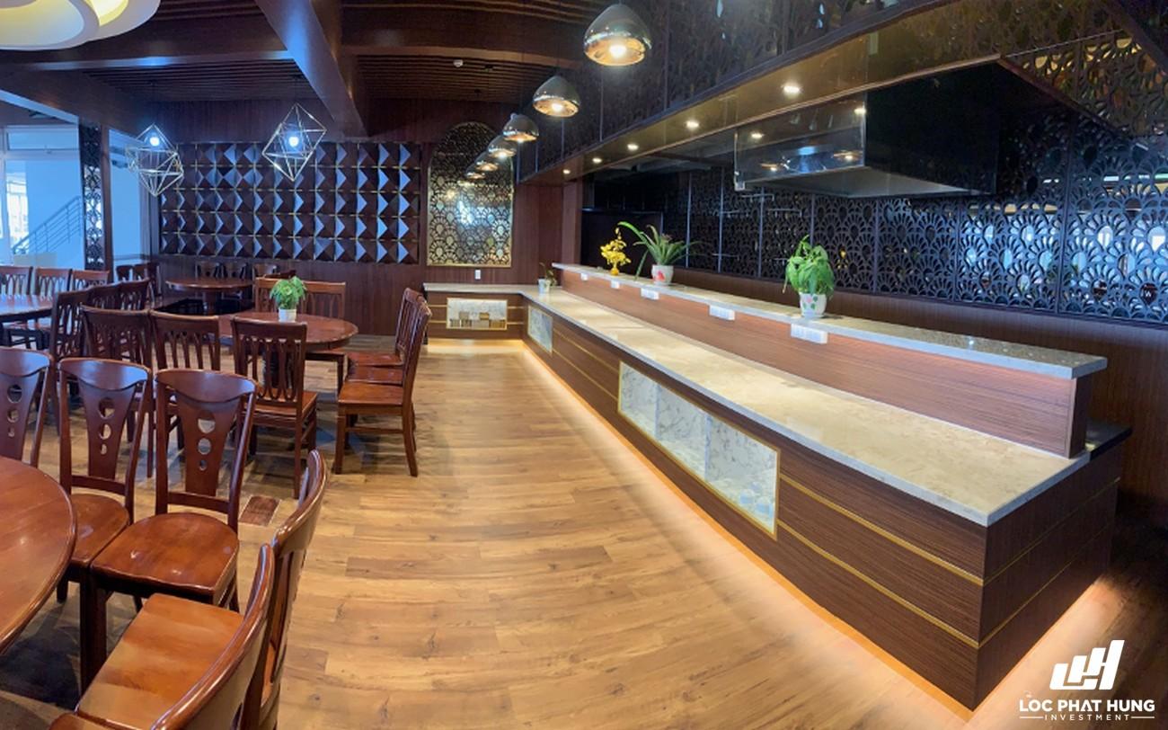 Phối cảnh tổng thể hotel Dragon King 1 hotel Phường 2 Đường 67 Bùi Thị Xuân