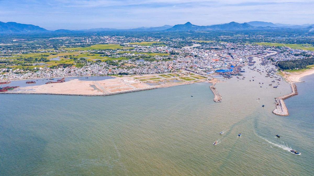 Tiến độ Lagi New City Bình Thuận