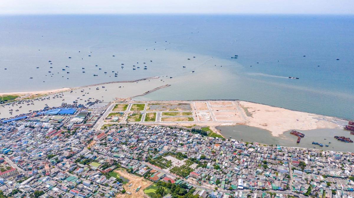 Tiến độ Lagi New City Bình Thuận (4)