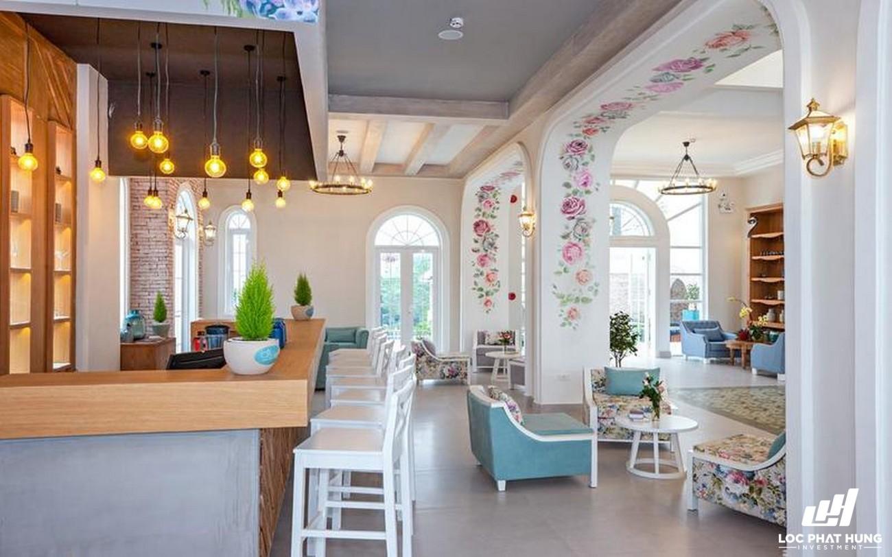 Tiện ích Hotel Da Lat De Charme Village Phuong 10 Đường 94 Hoàng Hoa Thám