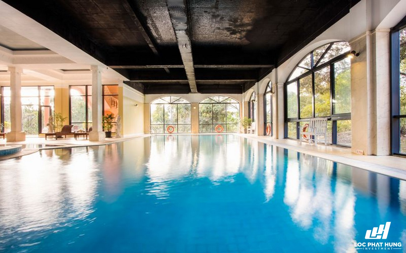 Tiện ích dự án Resort Dalat Edensee Lake Resort & Spa Phường 4 Đường hồ Tuyền Lâm