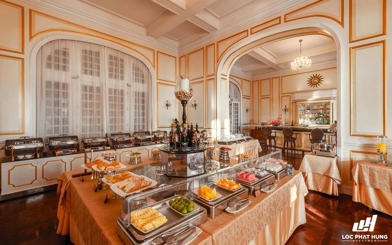 Tiện ích Hotel Dalat Palace Heritage Hotel Phường 3 Đường 02 Trần Phú