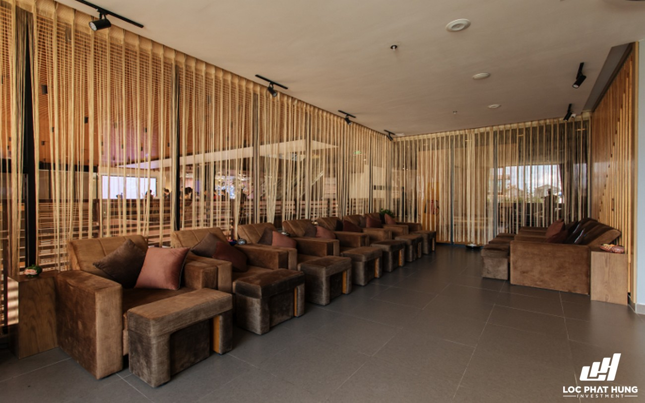 Tiện ích dự án Hotel Colline Đà Lạt Phường 2 Đường 10 Phan Bội Châu