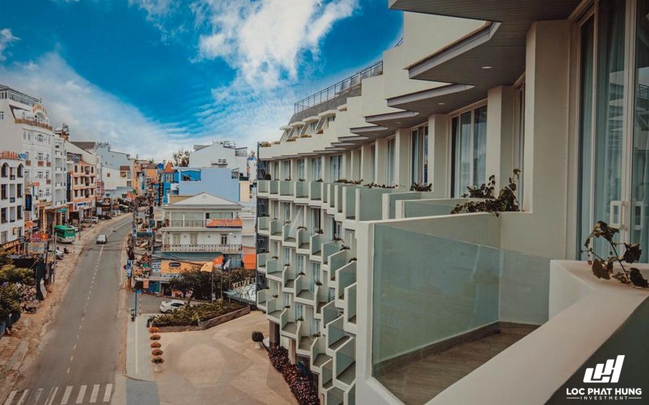 Tiện ích dự án Hotel Golf Valley Phường 2 Đường 94 Bùi Thị Xuân