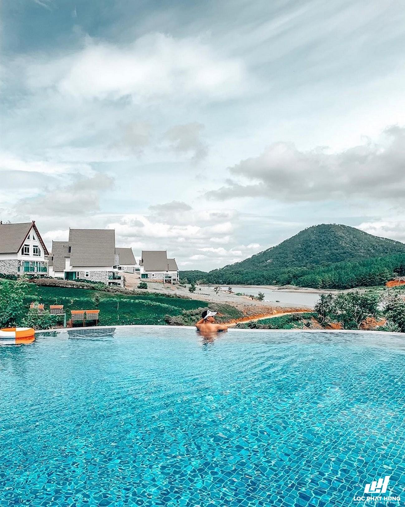 Tiện ích Resort Dalat Wonder Resort Phường 4 Đường 19 Hoa Hồng
