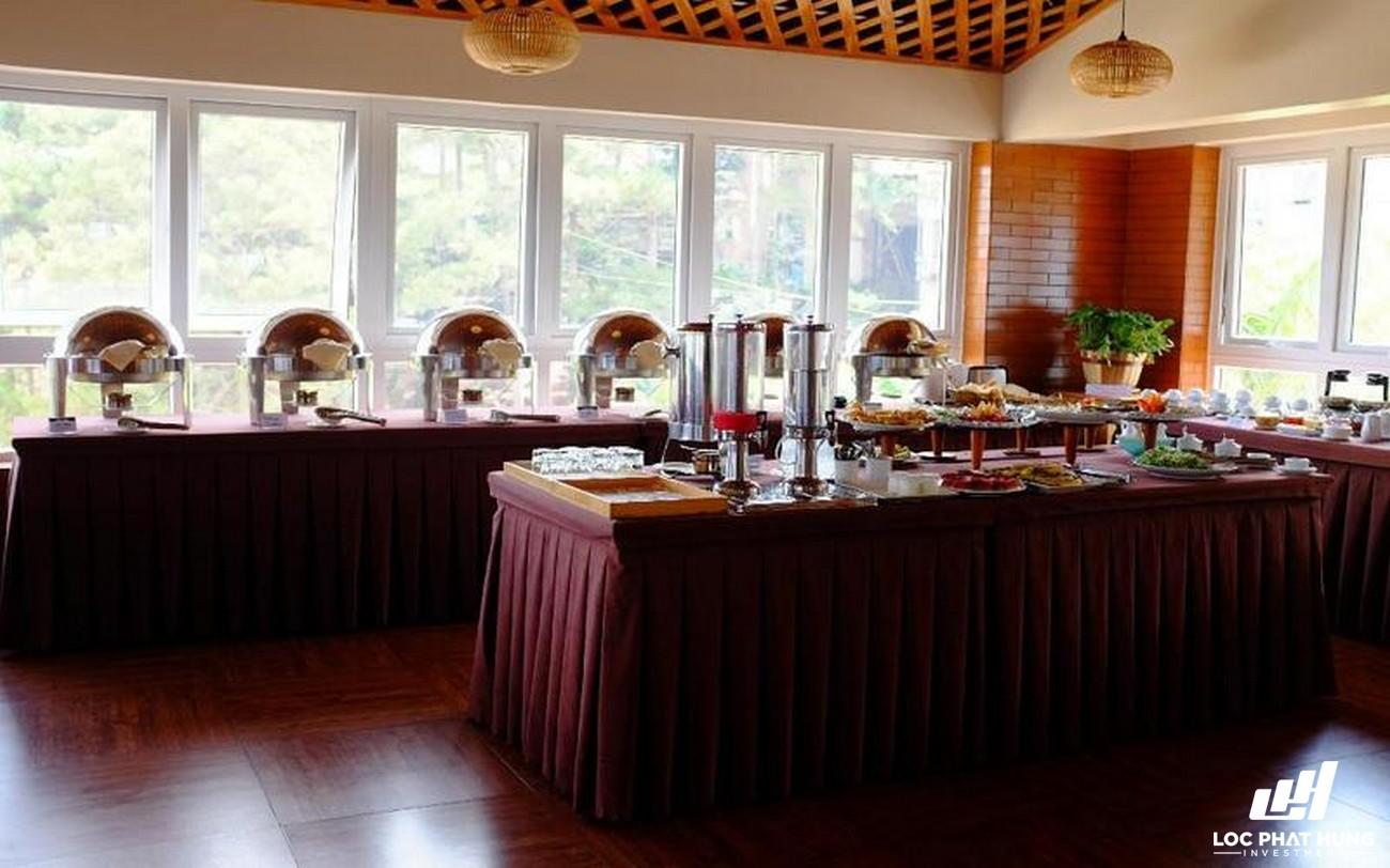 Tiện ích Resort Zen Valley Đà Lạt Phường 10 Đường 38 Khe Sanh