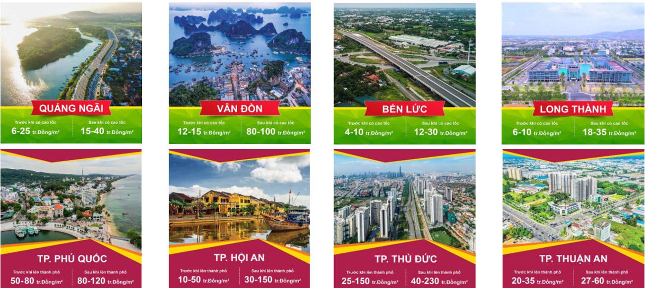 Tiềm năng tăng giá dự án Lagi New City Bình Thuận
